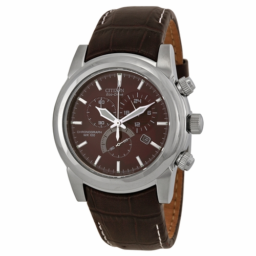 Citizen AT0550-11X Eco-Drive Mens Chronograph Eco-Drive Watch