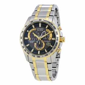 Citizen AT4004-52E Perpetual Chrono A-T Mens Chronograph Eco-Drive Watch
