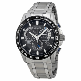Citizen AT4010-50E Perpetual Chrono A-T Mens Chronograph Eco-Drive Watch