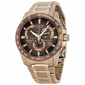 Citizen AT4106-52X Eco-Drive Mens Chronograph Eco-Drive Watch