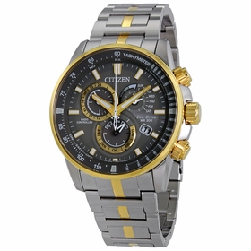 Citizen AT4124-51H PCAT Mens Chronograph Quartz Watch