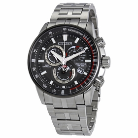 Citizen AT4129-57H PCAT Mens Chronograph Eco-Drive Watch