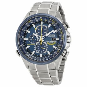 Citizen AT8020-54L Eco-Drive Mens Chronograph Eco-Drive Watch