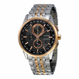 Citizen AT8116-57E Eco-Drive Mens Chronograph Eco-Drive Watch