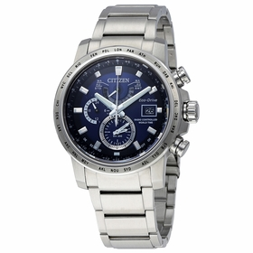 Citizen AT9070-51L World Time A-T Mens Eco-Drive Quartz Watch