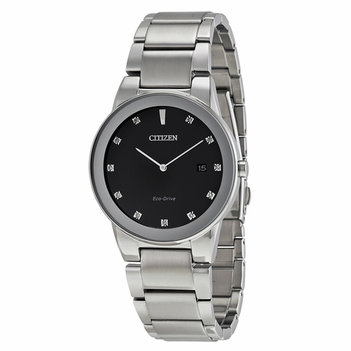 Citizen AU1060-51G Axiom Mens Eco-Drive Watch