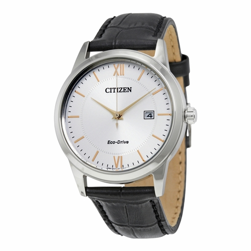 Citizen AW1236-03A Mens Dress Mens Eco-Drive Watch