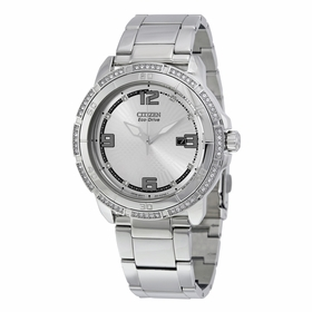 Citizen AW1340-52A POV Unisex Eco-Drive Watch