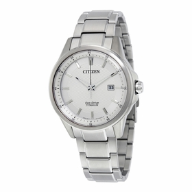 Citizen AW1490-50A TI+IP Mens Eco-Drive Watch