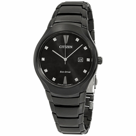 Citizen AW1555-56G Paradigm Eco-Drive Mens Quartz Watch