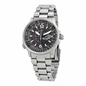 Citizen BJ7000-52E Nighthawk Mens Eco-Drive Watch
