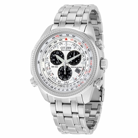 Citizen BL5400-52A Perpetual Calendar Mens Chronograph Eco-Drive Watch