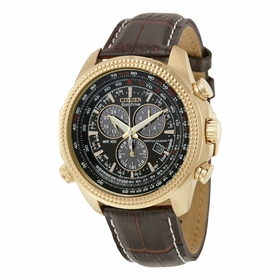 Citizen BL5403-03X Perpetual Calendar Mens Chronograph Eco-Drive Watch