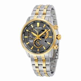 Citizen BL8144-54H Eco-Drive Perpetual Calendar Mens Eco-Drive Watch