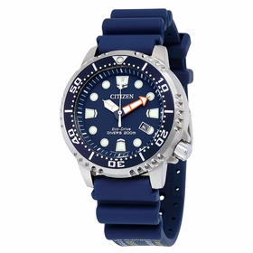 Citizen BN0151-09L Promaster Diver Mens Eco-Drive Watch