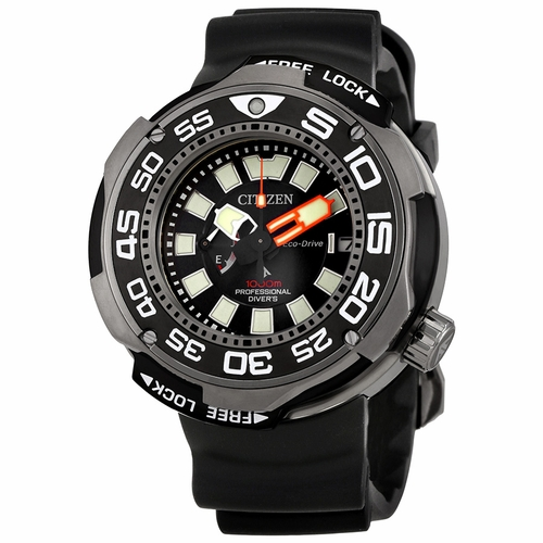 Citizen BN7020-17E Promaster Professional Diver Mens Eco-Drive Watch