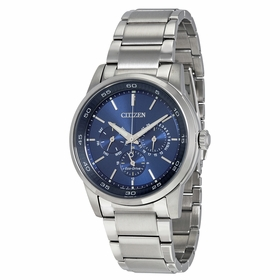 Citizen BU2010-57L Mens Dress Mens Eco-Drive Watch
