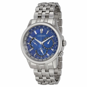 Citizen BU2021-51L Calendrier Mens Eco-Drive Watch