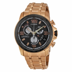 Citizen BY0108-50E Eco-Drive Mens Chronograph Eco-Drive Watch