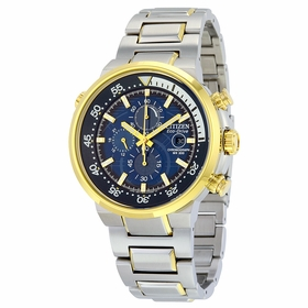 Citizen CA0444-50L Endeavor Mens Chronograph Eco-Drive Watch