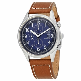 Citizen CA0621-05L Chandler Mens Chronograph Eco-Drive Watch