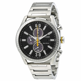 Citizen CA0660-54E CTO Mens Chronograph Eco-Drive Watch