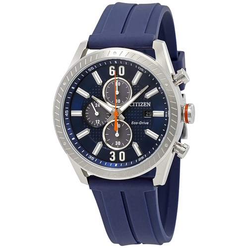 Citizen CA0661-01L CTO Mens Chronograph Quartz Watch