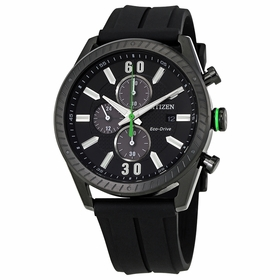 Citizen CA0665-00E CTO Mens Chronograph Eco-Drive Watch