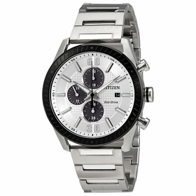 Citizen CA0668-52A CTO Mens Chronograph Eco-Drive Watch