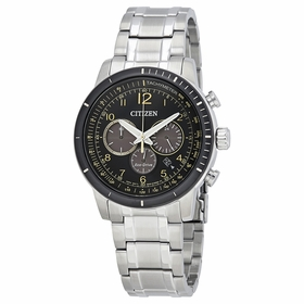 Citizen CA4358-58E Brycen Mens Chronograph Eco-Drive Watch