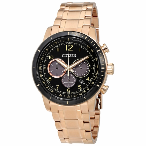 Citizen CA4359-55E Brycen Mens Chronograph Eco-Drive Watch