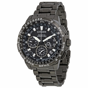 Citizen CC9025-85E Promaster Navihawk GPS Mens Chronograph Eco-Drive Watch