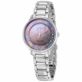 Citizen EM0380-81N Circle of Time Ladies Eco-Drive Watch