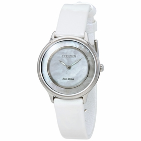Citizen EM0381-03D Circle of Time Ladies Quartz Watch