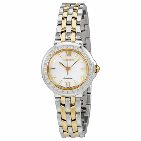 Citizen EM0444-56A Diamond Ladies Eco-Drive Watch