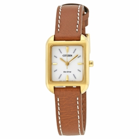 Citizen EM0492-02A Silhouette Ladies Eco-Drive Watch