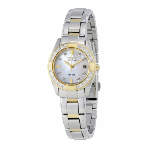 Citizen EW1824-57D Regent Ladies Eco-Drive Watch