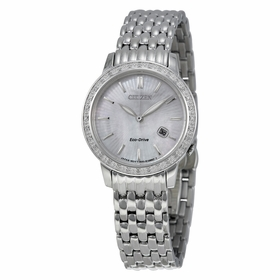 Citizen EW2280-58D Diamond Ladies Eco-Drive Watch