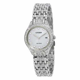 Citizen EW2320-55A Silhouette Crystal Ladies Quartz Watch