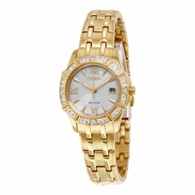 Citizen EW2362-55A Diamond Ladies Eco-Drive Watch