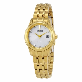 Citizen EW2392-54A Diamond Ladies Eco-Drive Watch