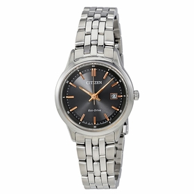 Citizen EW2400-58H Sapphire Ladies Eco-Drive Watch