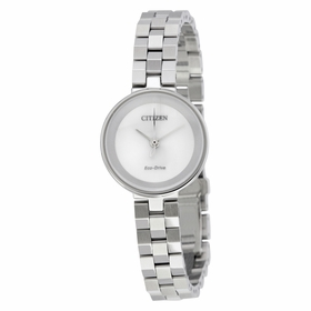 Citizen EW5500-81A Silhouette Ladies Eco-Drive Watch