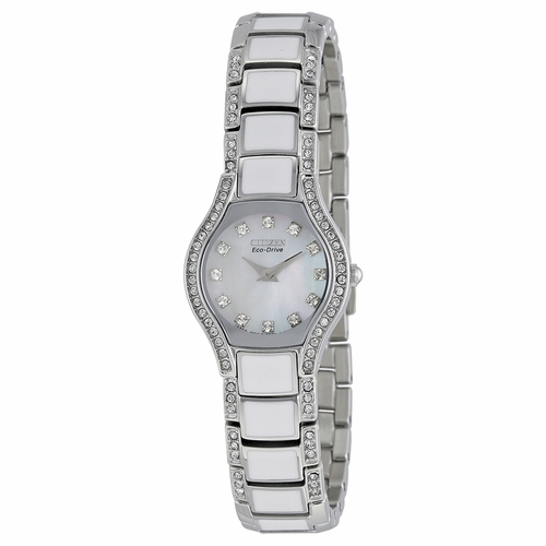 Citizen EW9870-81D Normandie Ladies Eco-Drive Watch