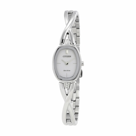 Citizen EX1410-53A Silhouette Ladies Eco-Drive Watch