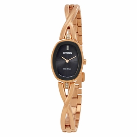 Citizen EX1413-55E Silhouette Ladies Eco-Drive Watch