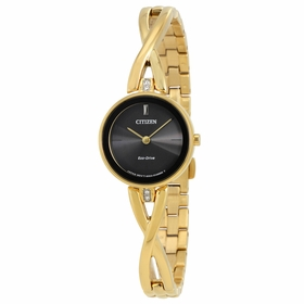 Citizen EX1422-54E Silhouette Ladies Eco-Drive Watch