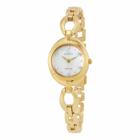 Citizen EX1432-51D Silhouette Ladies Eco-Drive Watch