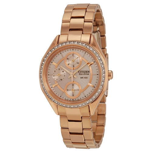 Citizen FD1063-57X POV Ladies Eco-Drive Watch