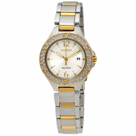 Citizen FE1164-53A Silhouette Crystal Ladies Quartz Watch